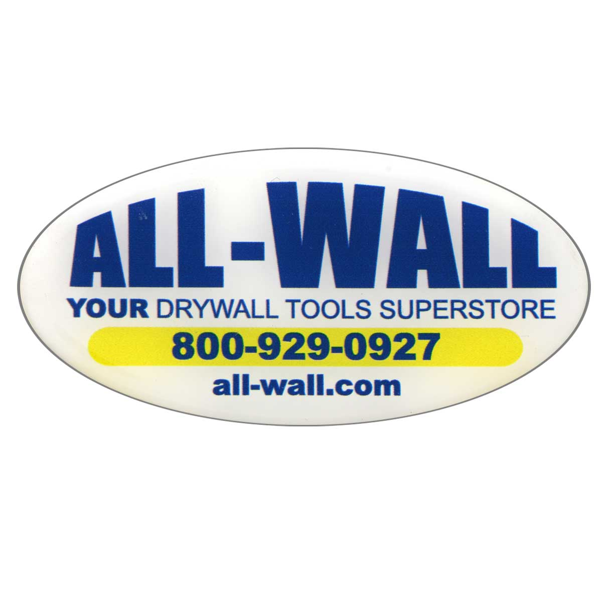 All-Wall Hard Hat and Tool Stickers