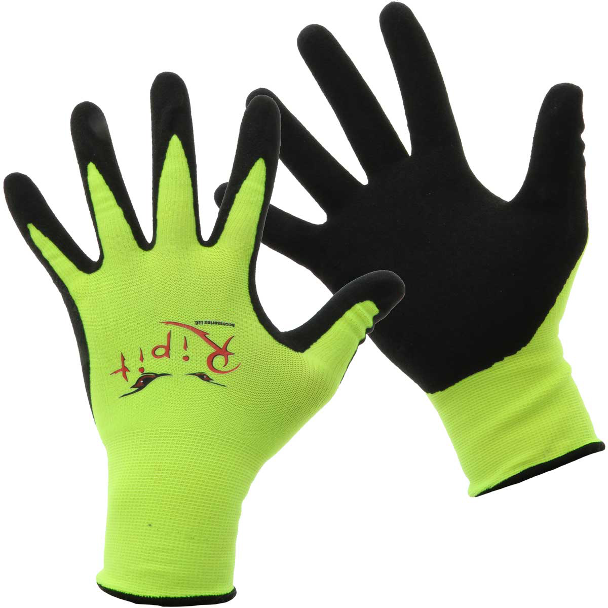 Rip-It Drywall Gloves - Hi-Vis Yellow