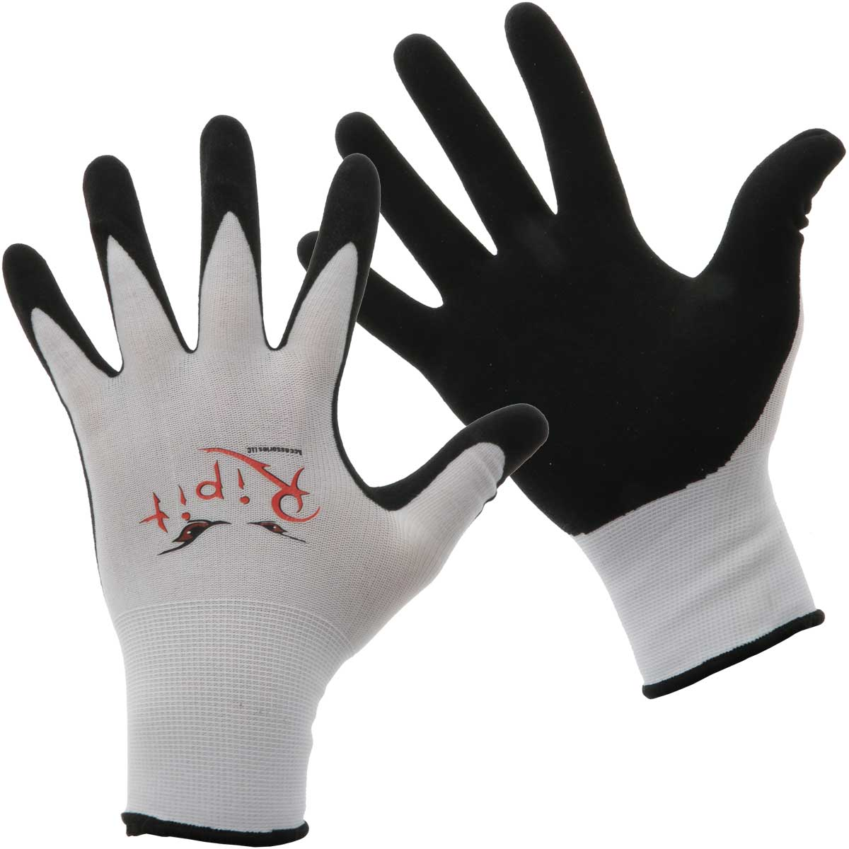 Rip-It Drywall Gloves - White