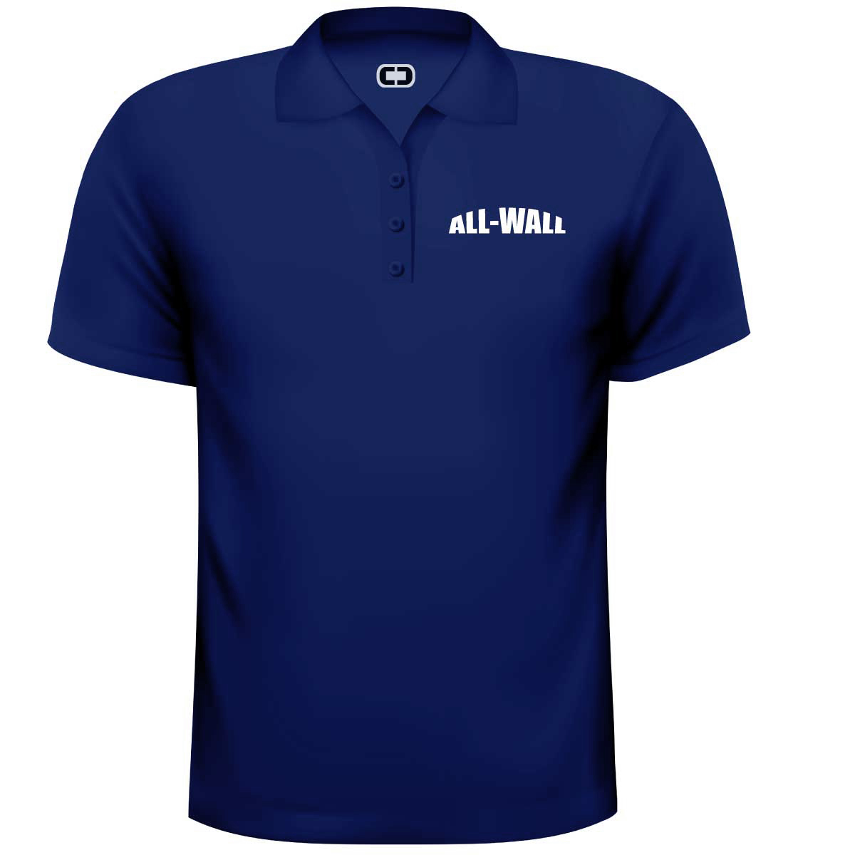 All-Wall Polo - Navy
