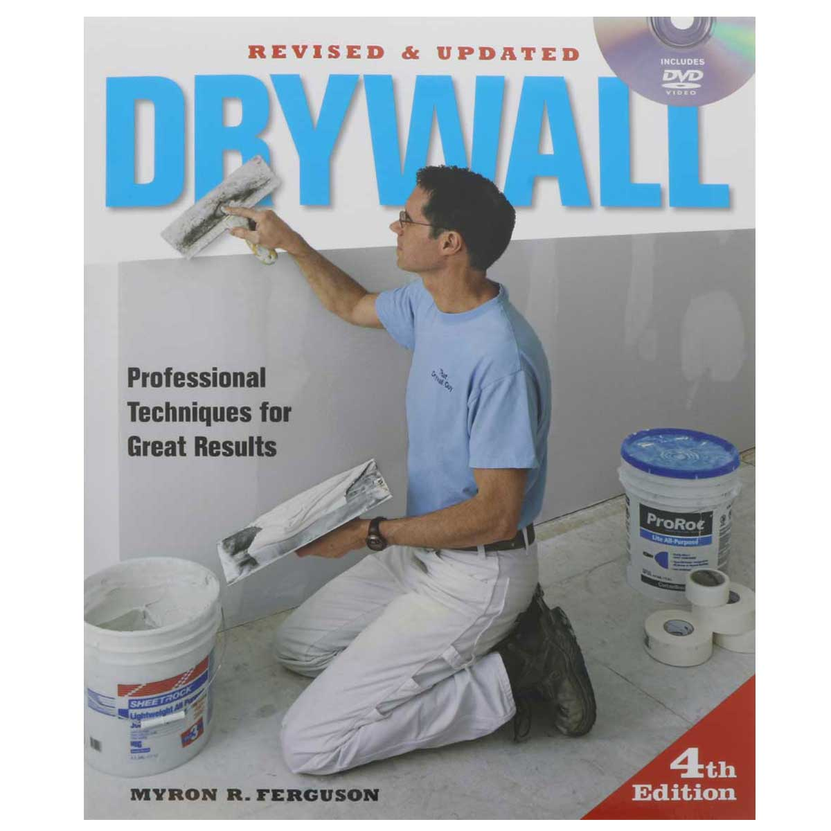 Drywall Professional Techniques for Great Results - 4th Edition