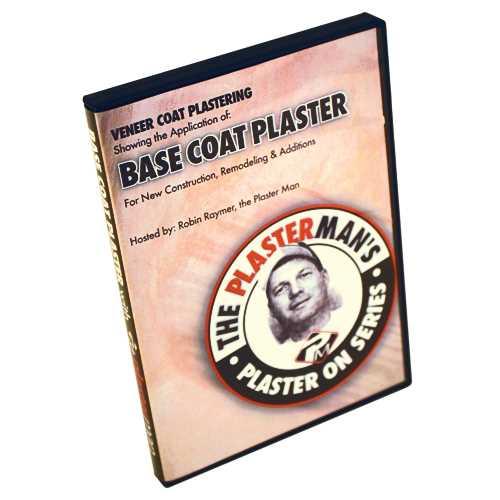 Base Coat Plaster : Base coat program dvd