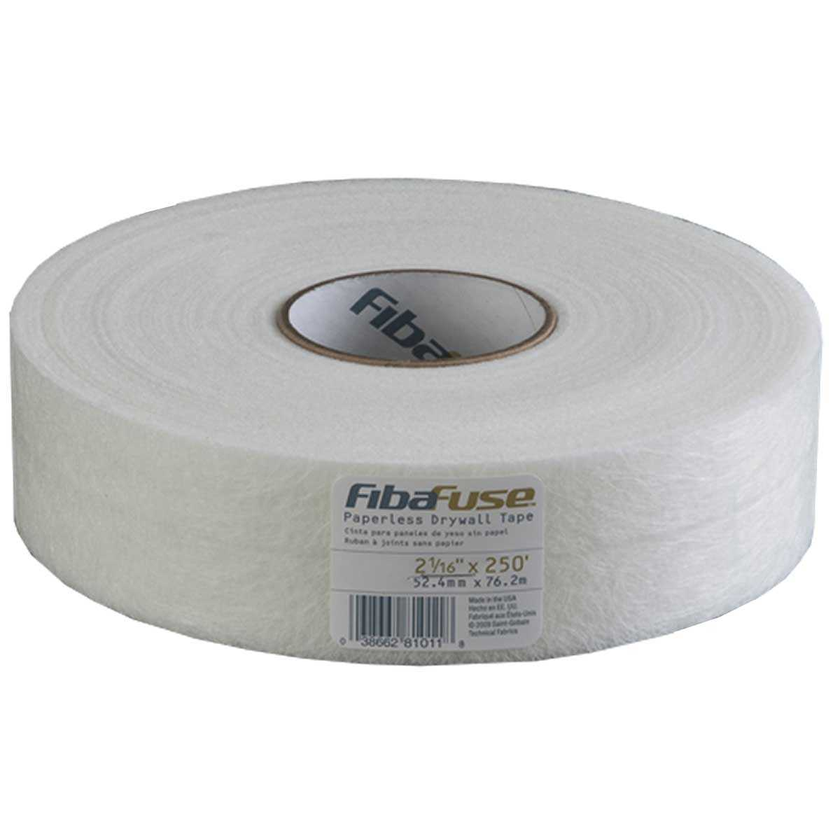 About Drywall Tape : Fibafuse™ paperless drywall joint tape roll