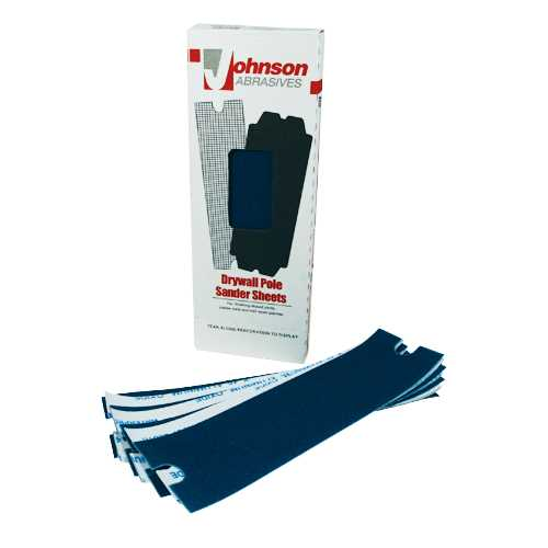 Johnson Abrasives Wet Kut Waterproof Sanding Cloth